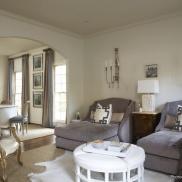 paint ponder soft chamois carla moss interiors. Black Bedroom Furniture Sets. Home Design Ideas