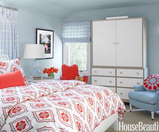 Benjamin Moore Silver Mist Bedroom