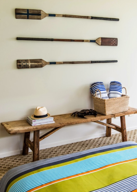 Highgate House oars