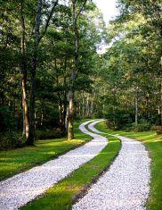 gravel driveway 3