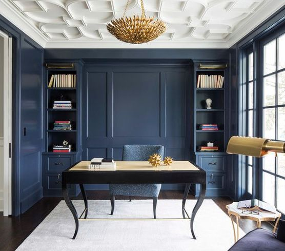 Some Of Our Favorite Blue Colors Hot In Home Decor Right