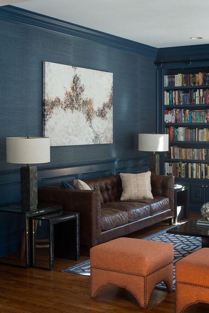 Paint Ponder Newburyport Blue Carla Moss Interiors
