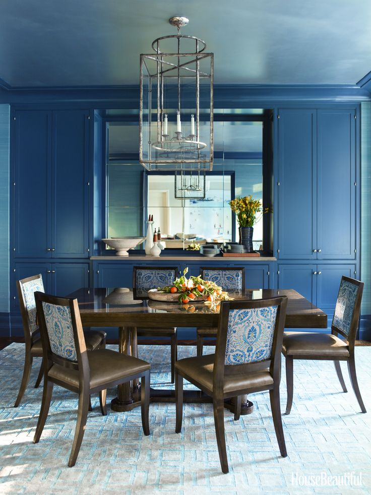 Paint Ponder Newburyport Blue Carla Moss Interiors